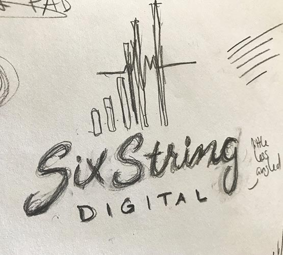 Six String Sketch