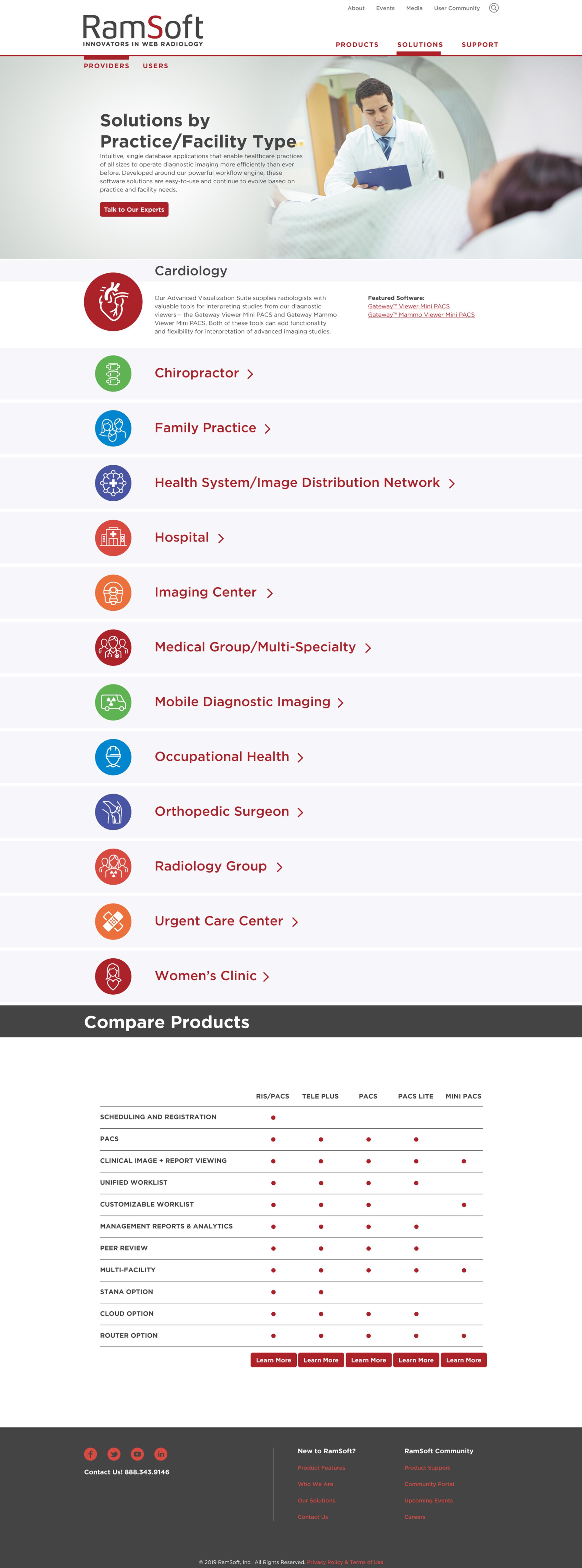 Ramsoft Web Design Providers