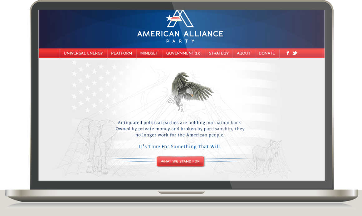 American Alliance Web